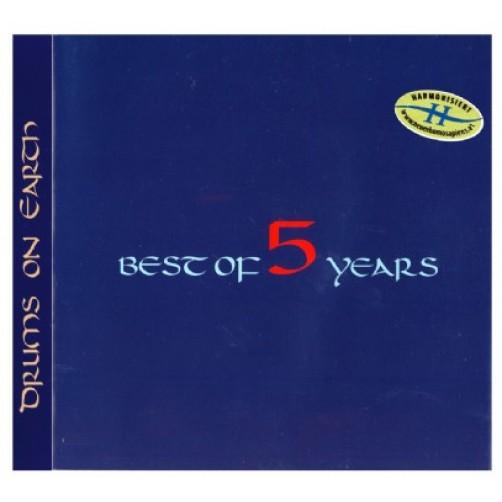 CD Best of 5 Years - Musik zum Entspannen
