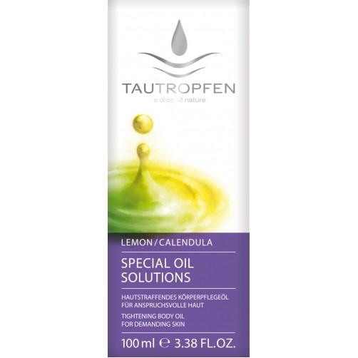 Ringelblumencitrusöl, Hautstraffendes Körperpflegeöl für anspruchsvolle Haut, harmonisiert