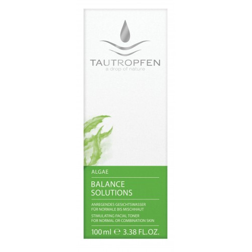 Alge, Anregendes Gesichtswasser für normale bis Mischhaut, harmonisiert